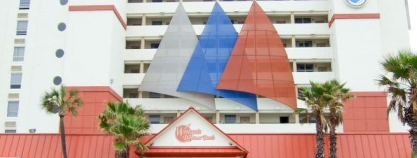 Harbour Beach Resort in Daytona Beach Florida