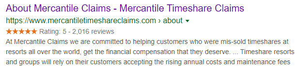 Mercantile Claims reviews